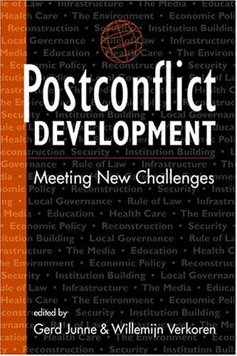 Postconflict Development: Meeting New Challenges
