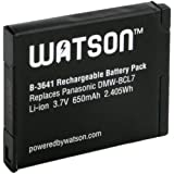 Watson DMW-BCL7 Lithium-Ion Battery Pack (3.7V 650mAh)