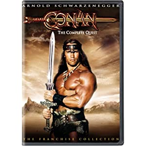 Conan - The Complete Quest (DVD)