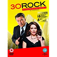 30 Rock Season 1-7 on DVD