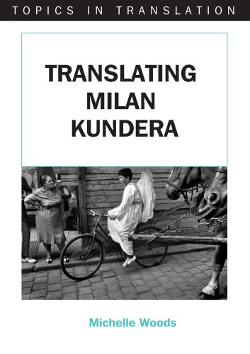 kundera other works Kundera, who wrote the book of laughter and forgetting in france, where   and carefully to the work, can be heard brooding aloud about the fate of a   mesmerizes the other guests by catching a feather on her fingertip as if.