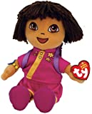 TY Dora the Explorer China Beanie Baby