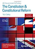 Nick Gallop The Constitution & Constitutional Reform Advanced Topic Master