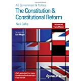 The Constitution and Constitutional Reform Advanced Topic Masterby Nick Gallop