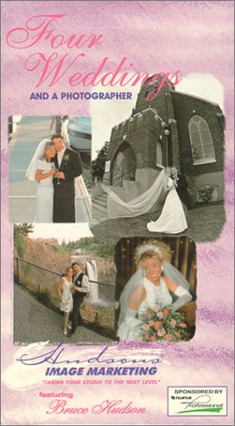 4 weddings and a Photographer [VHS]