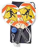 Power Game Set- The Paddle Company- 2 paddles plus ball in mesh bag!