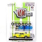 "M2 MACHINES 1:64SCALE ""AUTO-WHEELS"" ""1967 CHEVY NOVA SS""(YELLOW) M2マシンズ 1:64スケール 「オート・ホイールズ」 「1967 シェビー ノバ SS」(イエロー) [並行輸入品]"
