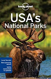 Book Cover: Lonely Planet USA's National Parks