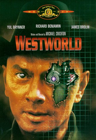 Cover art for  Westworld