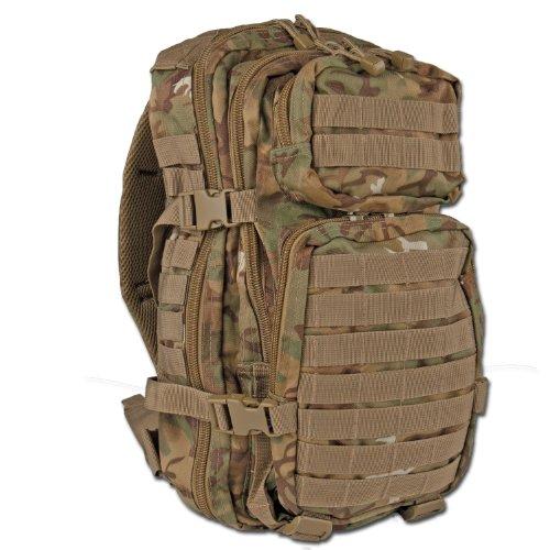 Rucksack US Assault Pack arid-woodland