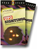 UFO Sightings: Photographic Evidence [VHS]