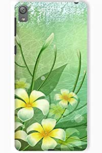 IndiaRangDe Hard Back Cover FOR Sony Xperia E5
