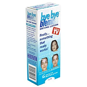 Bye Bye Blemish Dry Lotion Drying 1 oz.