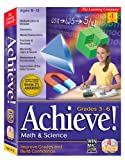 Achieve! Math & Science Grades 3-6