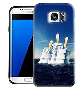 PrintFunny Designer Printed Case For Samsung S7 Edge