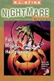 Full Moon Halloween (Nightmare Room) (0007104588) by Stine, R. L.