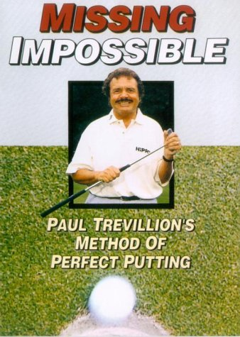 Missing Impossible (Golf) [DVD]