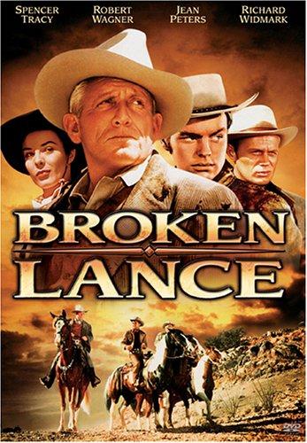 Broken Lance / Сломанное копье (1954)