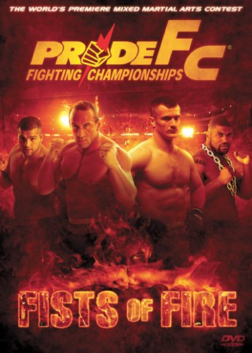 Pride Fc: Fits of Fire [DVD] [Import]