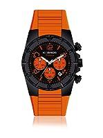 K&BROS Reloj 9480 (Naranja)