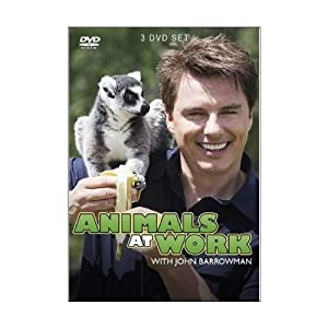 Animals At Work With John Barrowman [DVD] [2010]