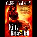 Kitty Raises Hell: Kitty Norville, Book 6 Audiobook by Carrie Vaughn Narrated by Marguerite Gavin