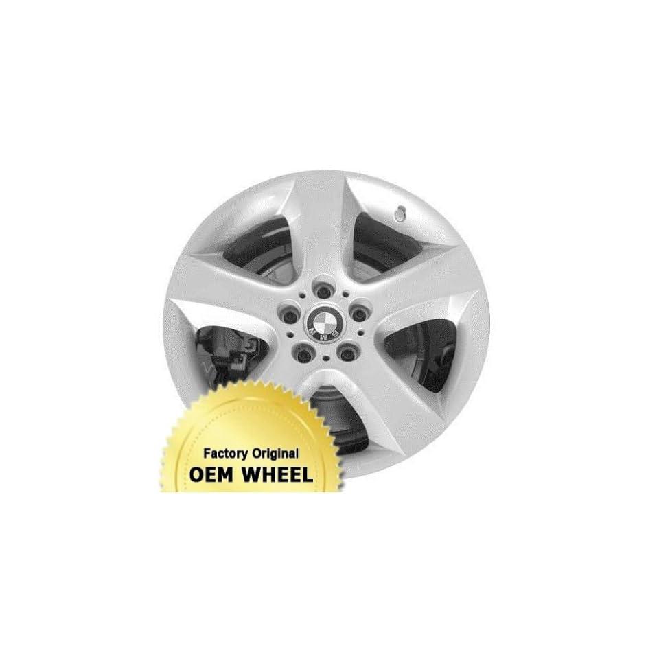 BMW X5 19x9 5 SPOKE Factory Oem Wheel Rim  SILVER   Remanufactured Automotive