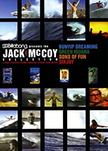 Billabong Presents The Jack McCoy DVD Collection 4 Disc Box Set