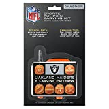 NFL Oakland Raiders Pumpkin Carving Kit
