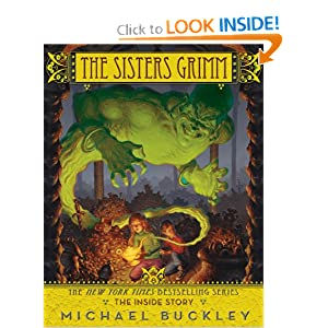 The Sisters Grimm: Book Eight: The Inside Story (Sisters Grimm, The)