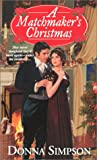 img - for A Matchmaker's Christmas (Zebra Regency Romance) book / textbook / text book