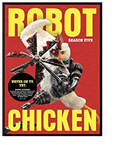 Robot Chicken: Season Five