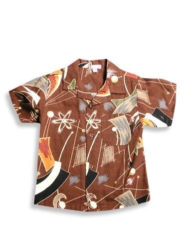 Kyds - Toddler Boys Short Sleeved Camp Shirt, Brown - Buy Kyds - Toddler Boys Short Sleeved Camp Shirt, Brown - Purchase Kyds - Toddler Boys Short Sleeved Camp Shirt, Brown (Kyds, Kyds Boys Shirts, Apparel, Departments, Kids & Baby, Boys, Shirts, T-Shirts, Short-Sleeve, Short-Sleeve T-Shirts, Boys Short-Sleeve T-Shirts)