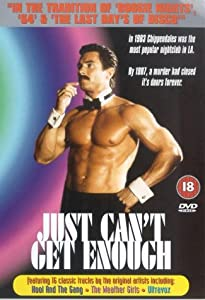 Just Can't Get Enough [DVD]