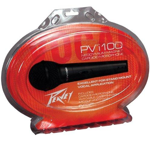 Peavey Pvi 100 Dynamic Vocal Cardiod Microphone
