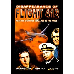 The Disappearance of Flight 412 (1974)(Restored Edition)