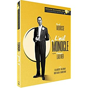L'Oeil du Monocle [Combo Collector Blu-ray + DVD]