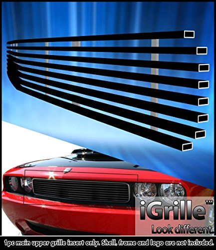 eGrille Stainless Steel Billet Grille Grill Fits 09-14 Dodge Challenger (2014 Dodge Challenger Grill compare prices)
