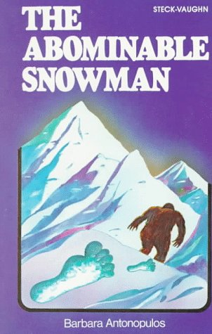 The Abominable Snowman (Great Unsolved Mysteries)