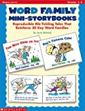 img - for Word Family Mini-Storybooks: Grades 1-3 book / textbook / text book