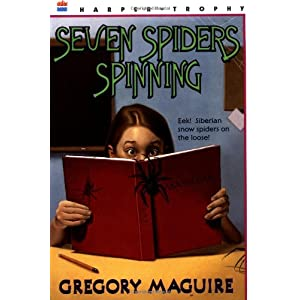 Seven Spiders Spinning (The Hamlet Chronicles)