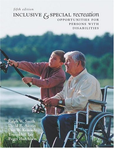 Inclusive and Special Recreation: Opportunities For...