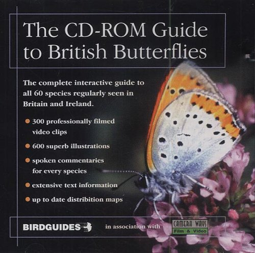 The CD-ROM Guide to British Butterflies