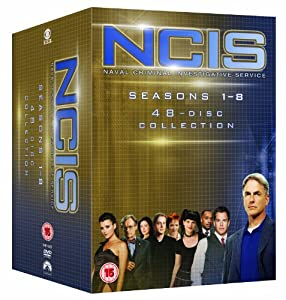 The Complete NCIS (Naval Criminal Investigation Service) TV Series DVD Box Set Collection: Season 1, 2, 3, 4, 6, 7 and 8 + Extras