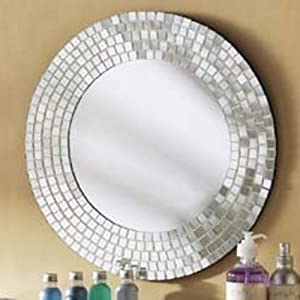 New  Mosaic Wall Mirror  Heirloom Collection Traditionalbathroommirrors