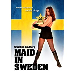 Maid In Sweden [VHS Retro Style DVD] 1971