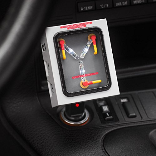 Back to the Future Flux Capacitor USB Car Charger - Compatible with anything tha…