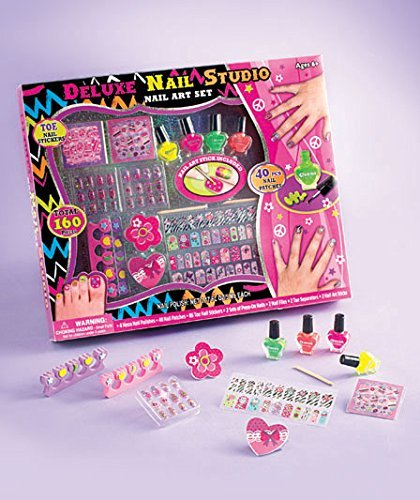 Top Best 5 Nail Kit For Kids For Sale 2016 Boomsbeat