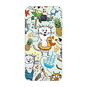 Garmor Designer Silicone Back Cover For Samsung Z2