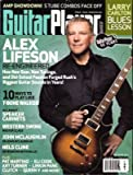 GUITAR PLAYER Magazine September 2007 ALEX LIFESON cover. T Bone Walker